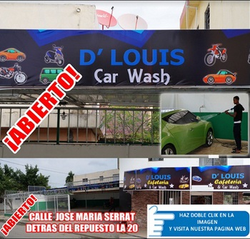 Louis Car Wash